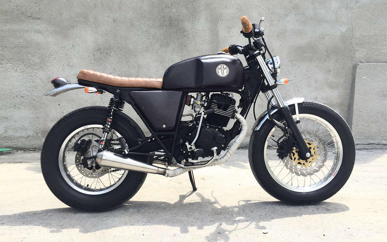 MalaMadre 12 Custom Motorcycles Bali