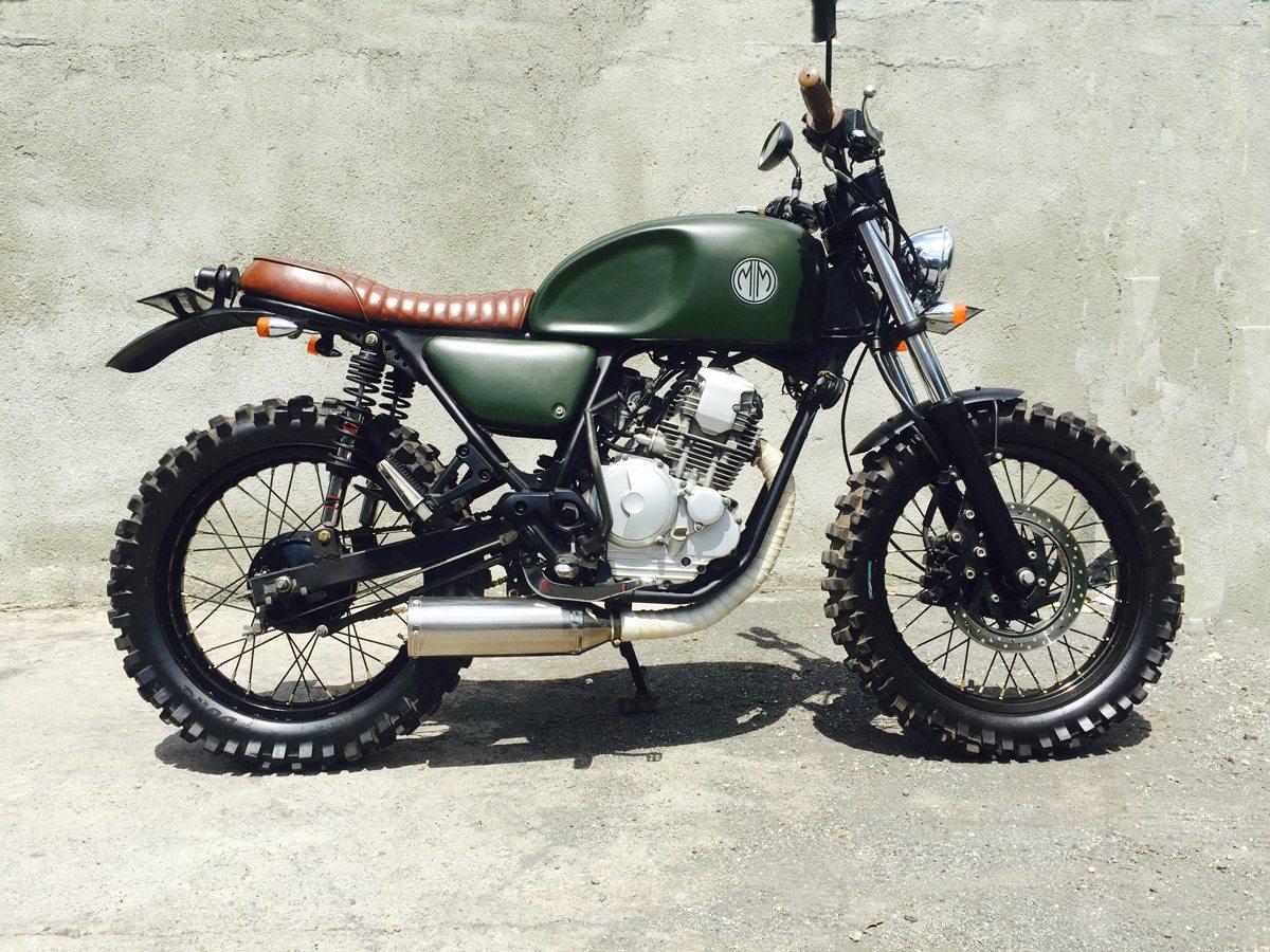 MM60 – Yamaha Scorpio 225CC