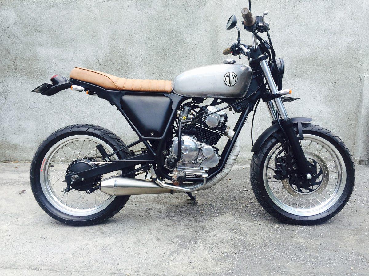 MM69 – Yamaha Scorpio 225CC