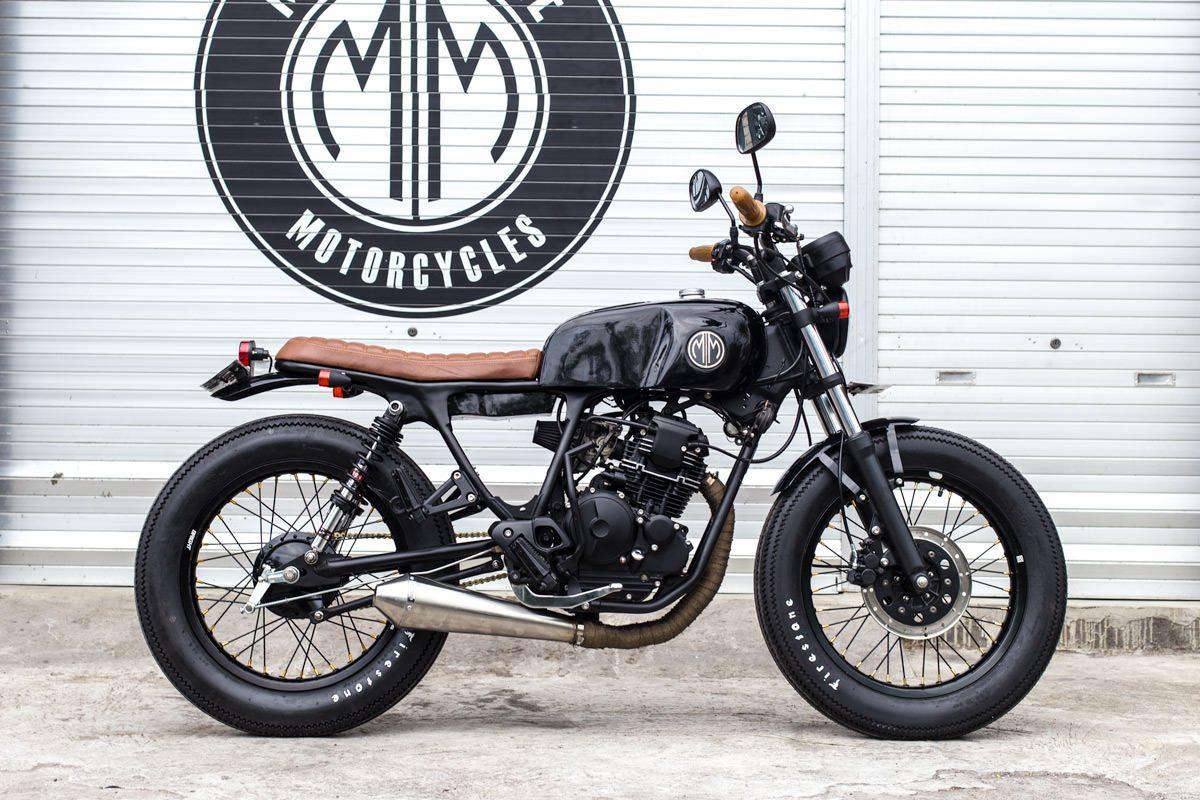 MM17 - Yamaha Scorpio 225CC