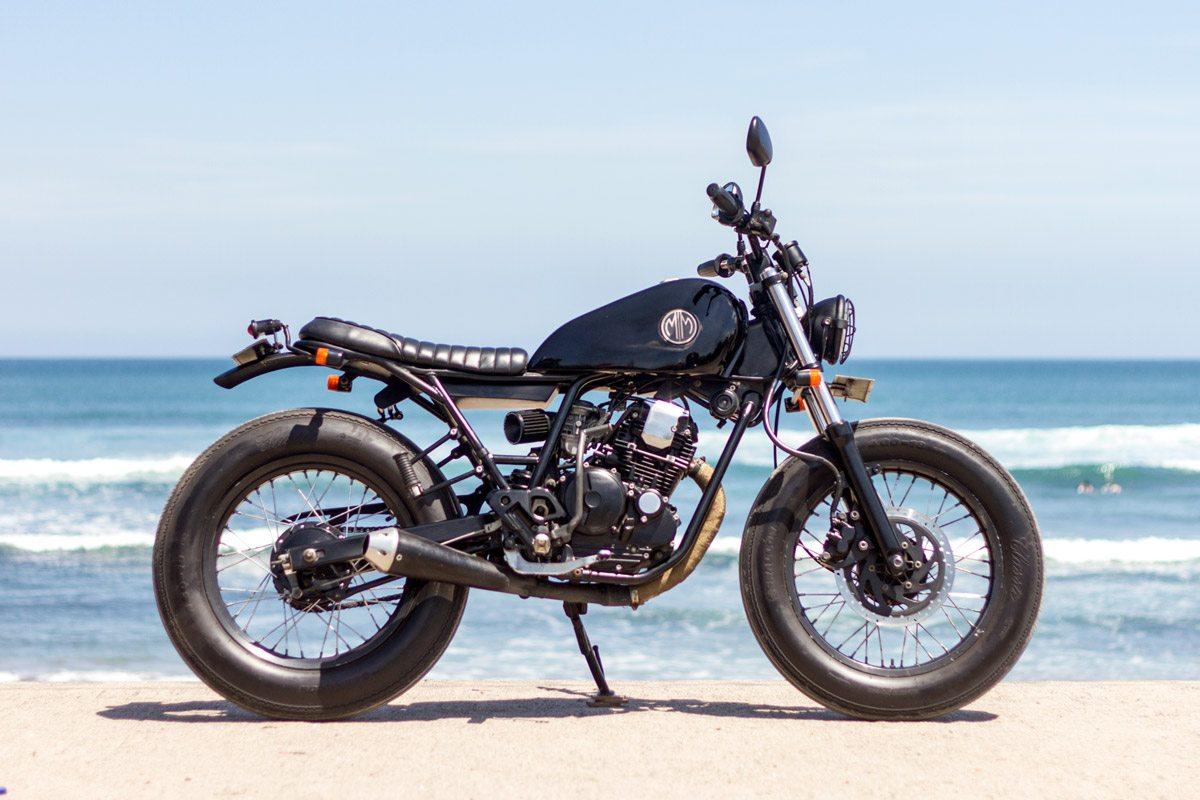 MM19 - Yamaha Scorpio 225CC