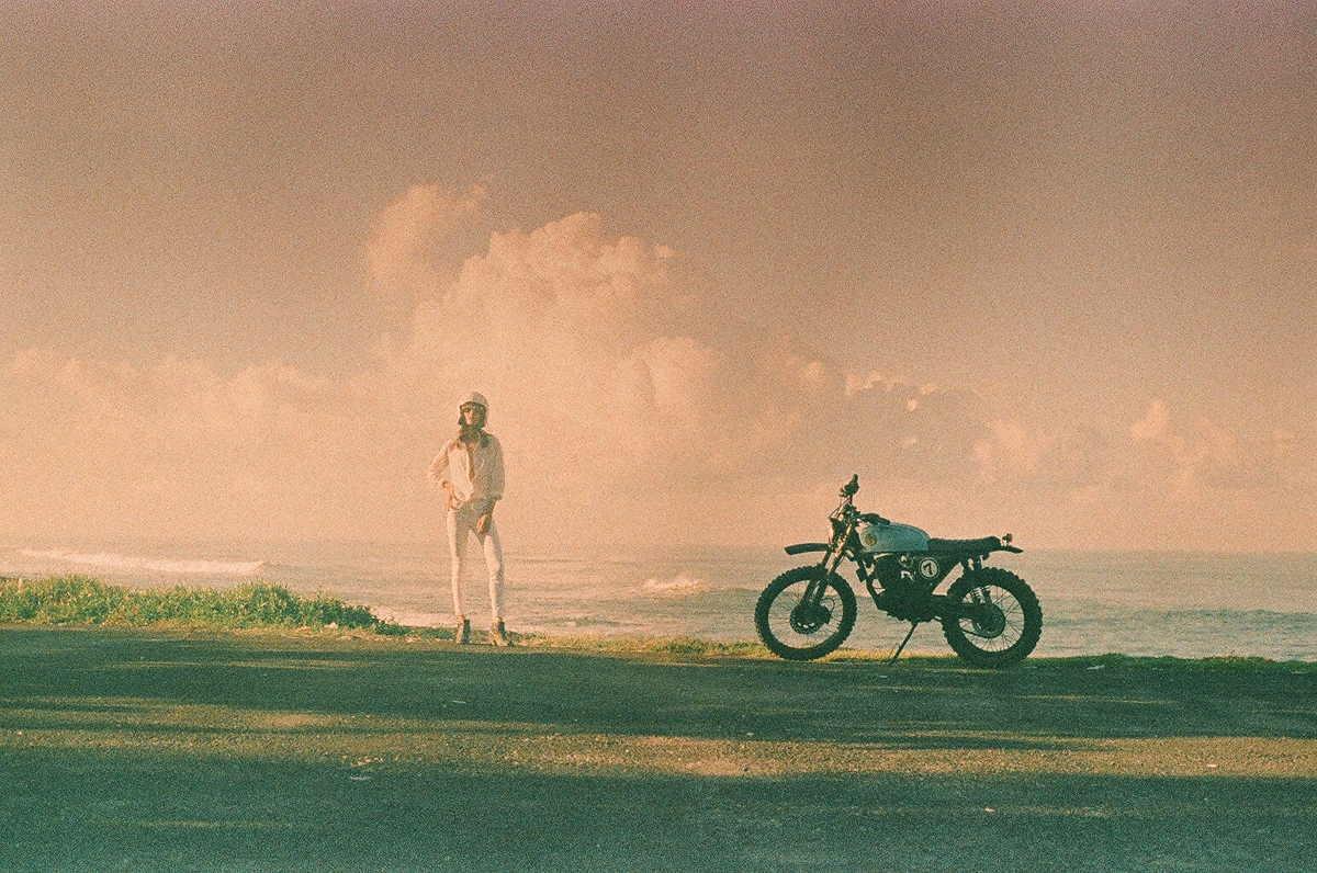 Andy Wauman MalaMadre Motorcycles