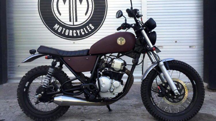 MM 616 - Yamaha Scorpio 225CC