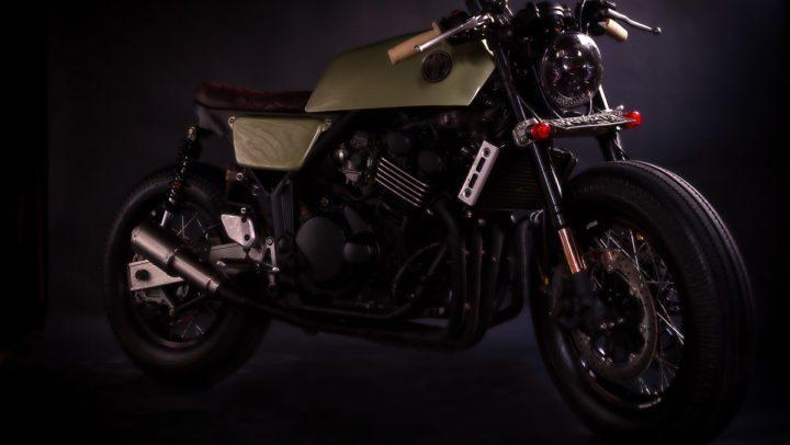 Custom Yamaha FAZER 600